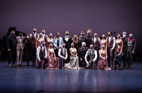 Pozuelo presenta como Compañía de Danza Residente a la compañía del bailarín Antonio Najarro