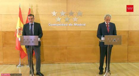 La Comunidad de Madrid levantará el toque de queda desde el domingo y permitirá a la hostelería abrir hasta medianoche