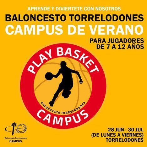 Baloncesto Torrelodones organiza dos campus de verano dirigidos a jugadores que quieran seguir evolucionando