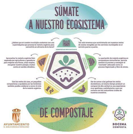 El Boalo lanza la tercera edición de su programa de compostaje doméstico