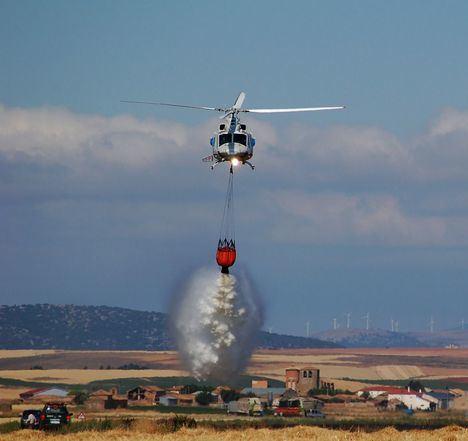 Collado Villalba acoge el 14 de mayo una jornada y exhibición sobre incendios forestales y trabajos aéreos