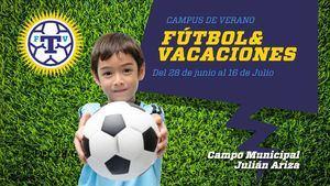 El Torrelodones Club de Fútbol organiza un año más su Campus de Verano