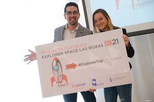 El proyecto Tip Up gana la 2ª edición del programa Explorer en Las Rozas