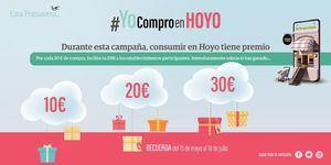 Hoyo de Manzanares invita a comprar esta primavera en la localidad con premios y concursos