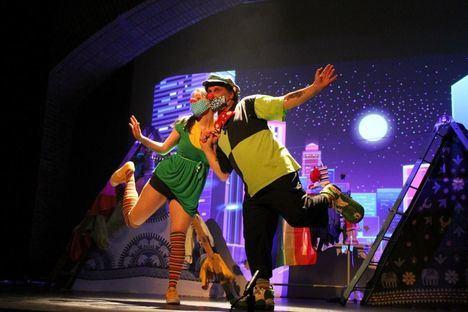San Lorenzo de El Escorial celebra el Día de la Familia con teatro y juegos en El Parque