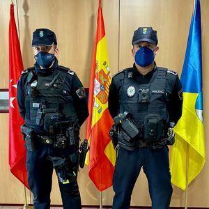 La Policía local de Torrelodones incorpora pistolas Taser y cámaras policiales a su equipamiento