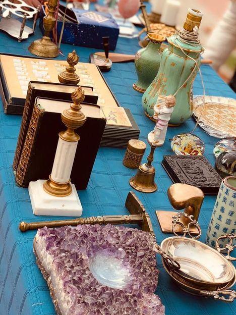 El Recinto Ferial de Las Rozas acoge, el 22 de mayo, el Mercado de Antigüedades y Decoración