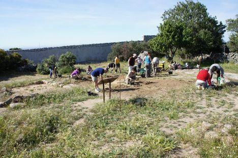 La octava campaña de excavaciones en La Cabilda de Hoyo de Manzanares busca voluntarios