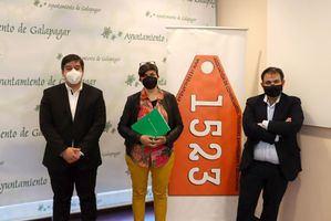 Galapagar y la Asociación de Comerciantes 1523 firman un convenio para promocionar el tejido empresarial