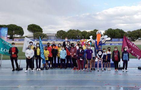 Más de 9.000 alumnos participan, hasta el 28 de mayo, en las Olimpiadas Escolares de Las Rozas