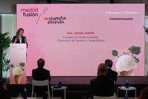 La Comunidad organiza una treintena de actividades en Madrid Fusión para potenciar los productos madrileños
