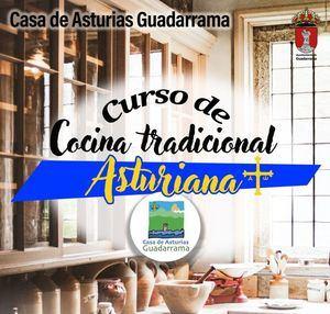La Casa de Asturias en Guadarrama ofrece este sábado un curso de cocina tradicional asturiana