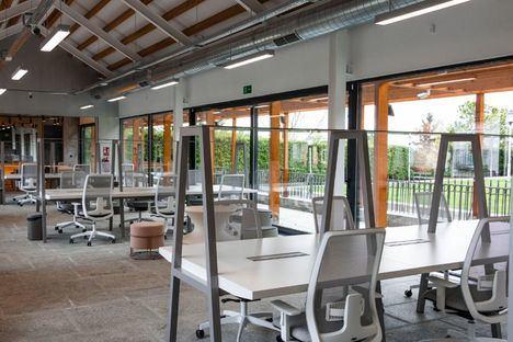 Abre sus puertas el nuevo coworking municipal de San Lorenzo de El Escorial