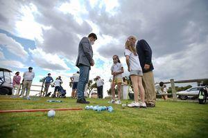 Las Rozas firma un convenio para facilitar el acceso de los vecinos a la práctica del golf