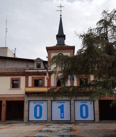 Toda la información y multitud de gestiones municipales de Las Rozas, en el teléfono gratuito 010