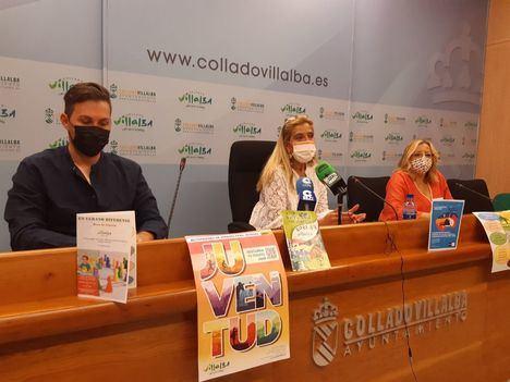 Collado Villalba presenta un amplio programa de actividades de verano de Educación, Juventud y Servicios Sociales