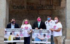 Tu Fuerza es Nuestra Fuerza de Galapagar lanza una campaña solidaria en colaboración con el comercio local