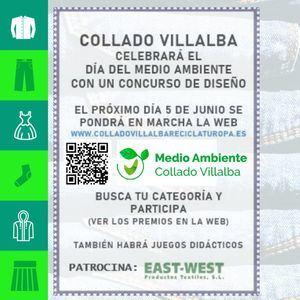 Collado Villalba lanza su primer concurso de reciclaje textil
