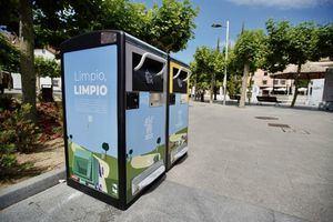 Las Rozas instala 20 papeleras inteligentes en varios puntos del municipio en un proyecto piloto para probar su uso