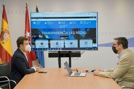 Las Rozas estrena un nuevo Portal de Transparencia para dar un acceso más claro a la información municipal