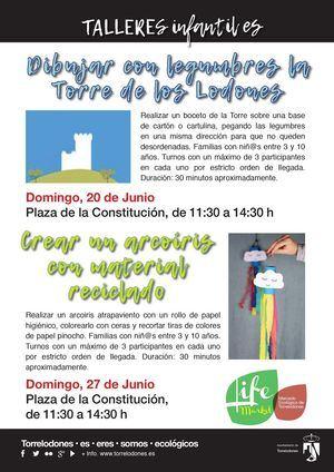 Vuelve Life Market, el mercadillo ecológico de Torrelodones