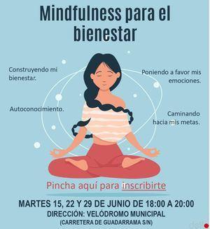 Mindfulness y gestión racional del tiempo, nuevas propuestas del Ayuntamiento de Galapagar