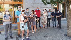 Senderismo para mayores de 60 años, una nueva iniciativa del área de Servicios Sociales de Torrelodones