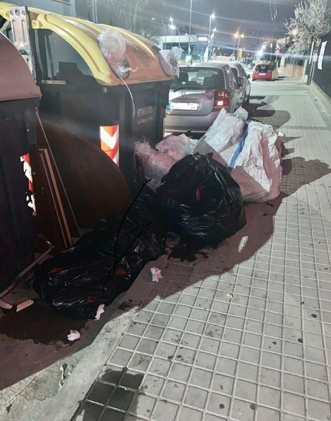 El PSOE de Las Rozas pide que se tenga en cuenta a las empresas en la gestión de residuos de Európolis