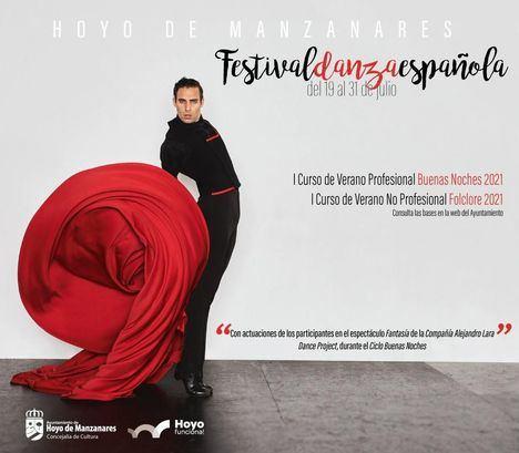 Hoyo de Manzanares ofrece dos cursos de verano de Danza Española