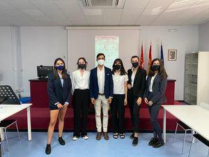 El Colegio Los Sauces de Torrelodones llega a la semifinal del Torneo de Debate de la Comunidad de Madrid