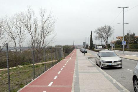 El Pleno de Las Rozas aprueba una modificación del PGOU para construir un nuevo vial en la zona de las avenidas Esparta y Atenas