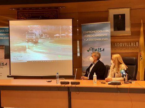 Collado Villalba implementa un novedoso sistema tecnológico de control del Servicio de Limpieza