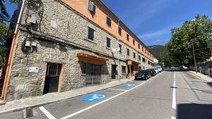 San Lorenzo elimina los estrechamientos de calzada en la calle Santa Rita