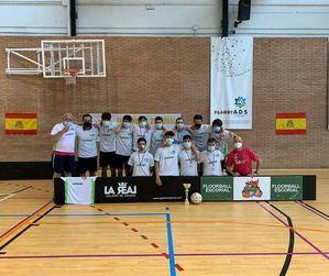 El equipo Floorball Escorial se corona como Campeón de España Cadete 2021