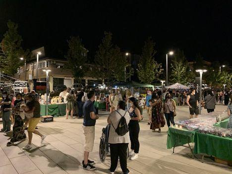 Más de 4.000 personas disfrutaron La Noche en Vela de Collado Villalba