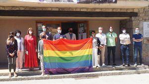 Torrelodones celebra un acto con motivo del Día Internacional del Orgullo LGBTI