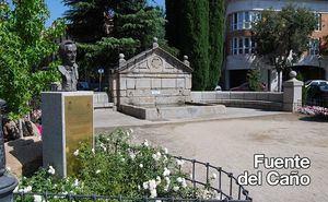Ciudadanos reclama que se restaure la Fuente del Caño de Torrelodones y que el agua fluya de nuevo