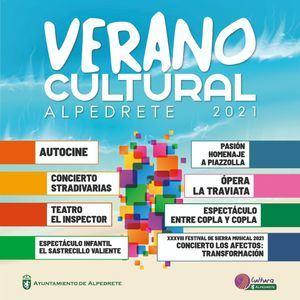 Cultura al aire libre para este verano en Alpedrete