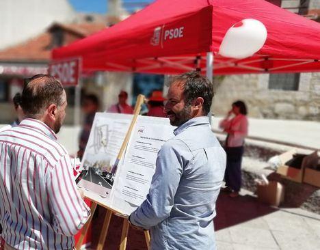 El Partido Socialista de Torrelodones lanza la iniciativa 'Tenemos que hablar'