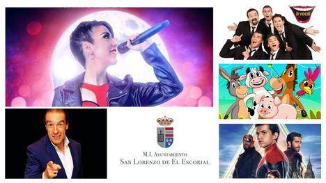 San Lorenzo presenta su propuesta veraniega, centrada en la música y el ocio para toda la familia