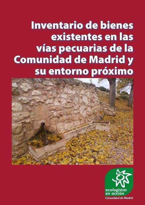 Ecologistas en Acción denuncia que el patrimonio histórico-cultural asociado a las vías pecuarias madrileñas corre serio peligro
