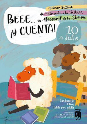 Becerril de la Sierra celebra su primer Festival de Animación a la Lectura 'Beee… ¡y cuenta!'