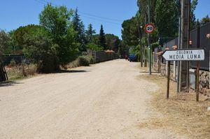 Finalizan los trabajos para el acondicionamiento de varios caminos y vías pecuarias de Guadarrama