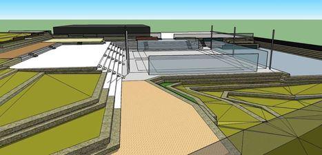 Pistas de parkour, calistenia, 'Chase-tag', 'slackline'… así será el complejo deportivo de El Cantizal, en Las Rozas