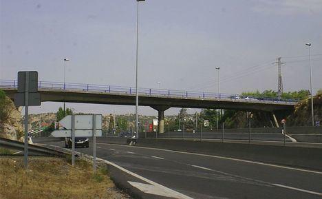 El puente de Los Bomberos, en Torrelodones, se cortará al tráfico los dos próximos fines de semana