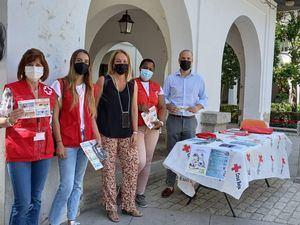 Cruz Roja Majadahonda-Las Rozas agradece la colaboración recibida en el Sorteo del Oro