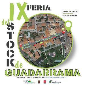 Del 22 al 25 de julio vuelve a Guadarrama la Feria del Stock