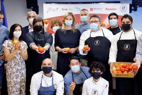 Restaurantes de toda la región se suman a la celebración de la Primera Semana del Tomate Tradicional de Madrid