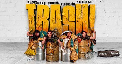 Yllana presenta TRASH! en Las Noches de La Plaza de Moralzarzal