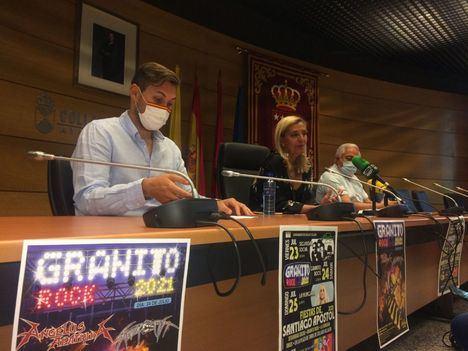 Seguridad Social, el Granitorock y La Húngara, protagonistas del programa de Fiestas de Santiago Apóstol de Collado Villalba